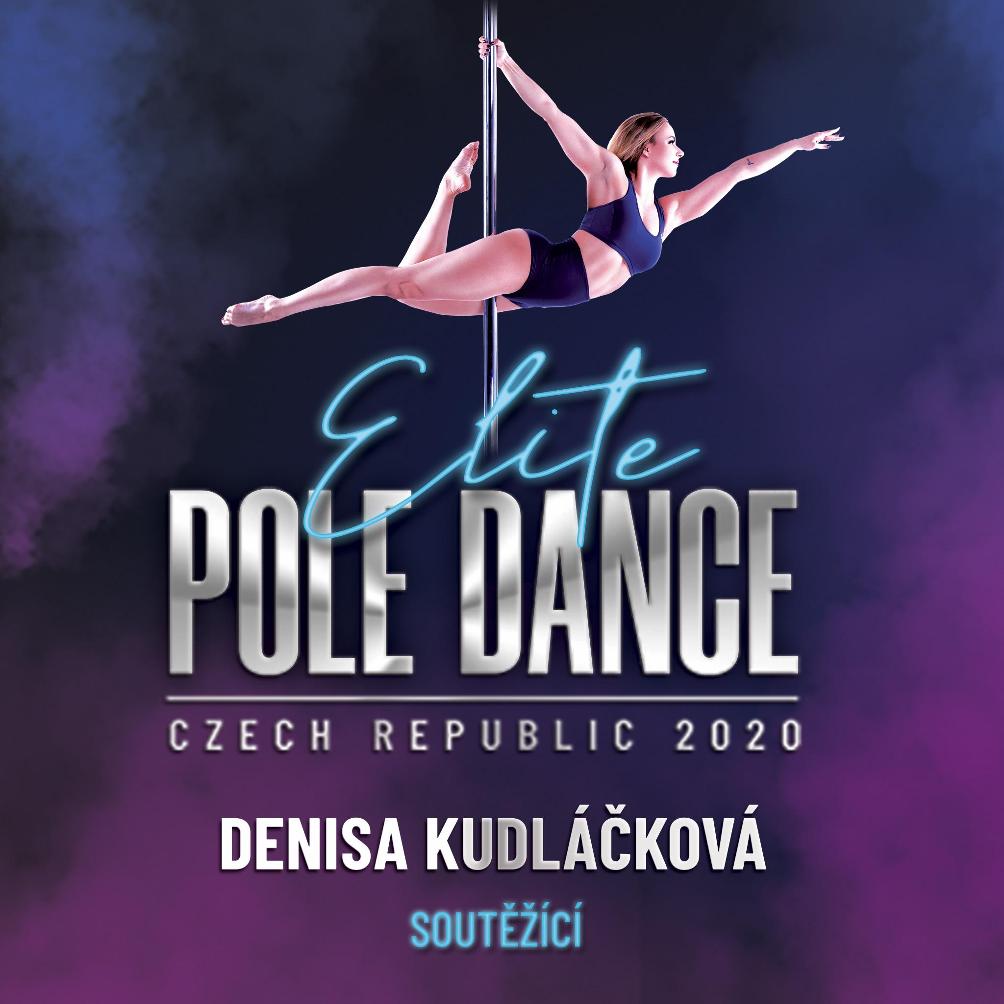 Denisa Kudláčková Elite Pole Dance ČR