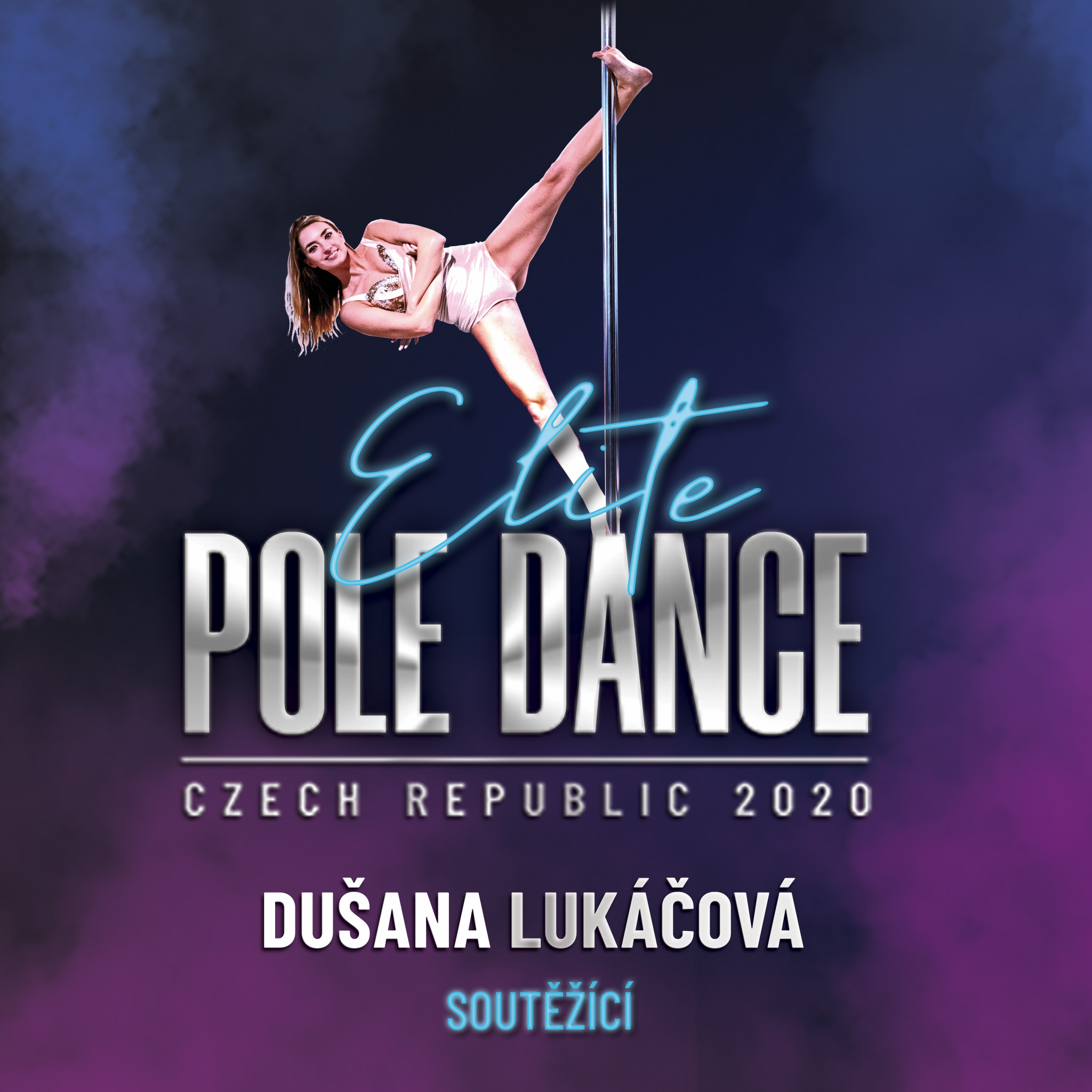 Elite Pole Dance Dušana Lukáčová
