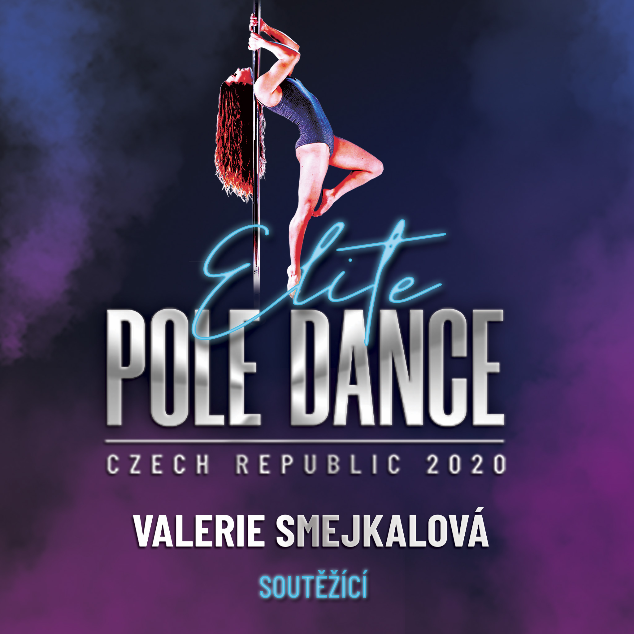 Valerie Smejkalová Elite Pole Dance ČR