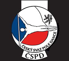 Český svaz pole dance, logo